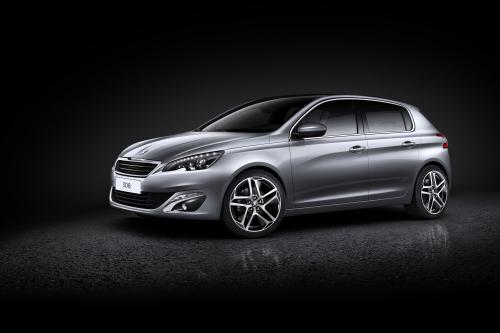 thumbs 2014 Peugeot 308, 1 of 18