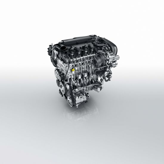 Peugeot Euro 6 PureTech Engines