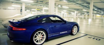 Porsche 911 Carrera 4S Facebook 5M (2014) - picture 4 of 13