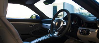 Porsche 911 Carrera 4S Facebook 5M (2014) - picture 7 of 13