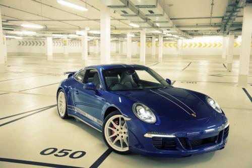 Porsche 911 Carrera 4S Facebook 5M (2014) - picture 1 of 13