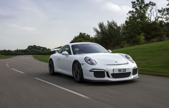 Porsche 911 GT3 Cup Race and Road Cars