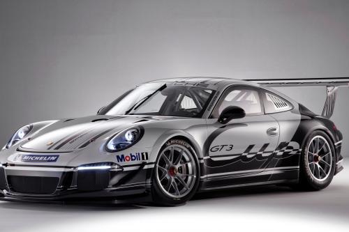 в 2014 году Porsche 911 GT3 с гонки чемпионата и дорожных машин