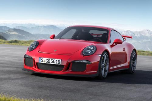 2014 Porsche 911 GT3 - US Цена, $130,400