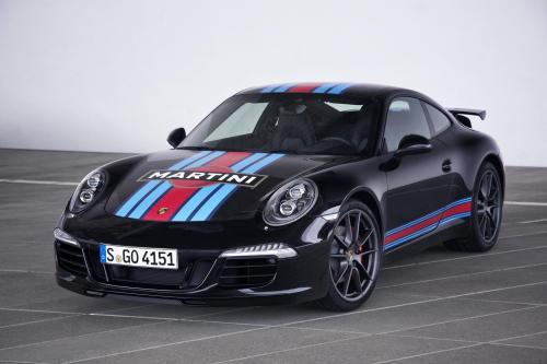 В 2014 Году Porsche 911 Ы Мартини Рейсинг Издание