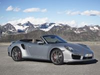 2014 Porsche 911 Turbo Cabriolet , 1 of 9