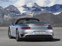 2014 Porsche 911 Turbo Cabriolet , 2 of 9