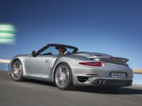 2014 Porsche 911 Turbo Cabriolet , 3 of 9