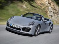 2014 Porsche 911 Turbo Cabriolet , 4 of 9