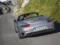 2014 Porsche 911 Turbo Cabriolet , 7 of 9