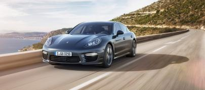2014 Porsche Panamera Turbo S, 04 of 5