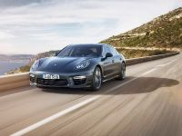 2014 Porsche Panamera Turbo S, 4 of 5