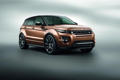 2014 Range Rover Evoque С Новой Девяти-Ступенчатая Автоматическая Коробка Передач