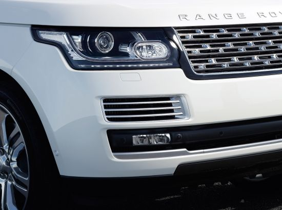 Range Rover Long Wheelbase