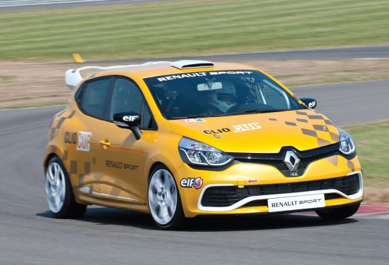 Renault Clio Cup Competition Car