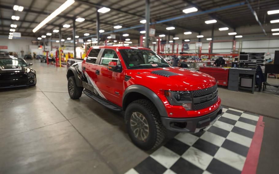 2014 Roush Off-Road Ford F-150 SVT Raptor HD Picture