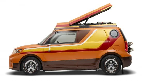 Scion x Riley Hawk Skate Tour xB