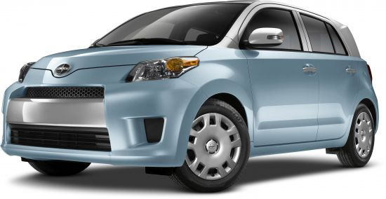 Scion xD Two Tone
