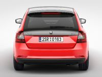 2014 Skoda Rapid Spaceback - Rear