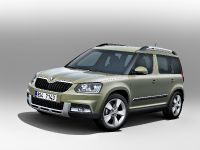 2014 Skoda Yeti Facelift, 1 of 5