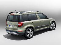 2014 Skoda Yeti Facelift, 2 of 5