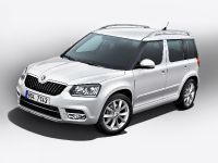 2014 Skoda Yeti Facelift, 3 of 5