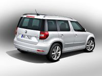 2014 Skoda Yeti Facelift, 4 of 5