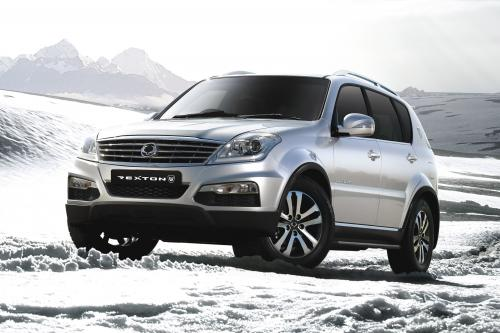 2014 SsangYong Rexton W, 1 of 5