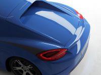 2014 StudioTorino Moncenisio Porsche Cayman Concept , 18 of 20