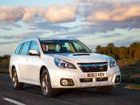 2014 Subaru Outback 2.0D SX Lineartronic, 1 of 4