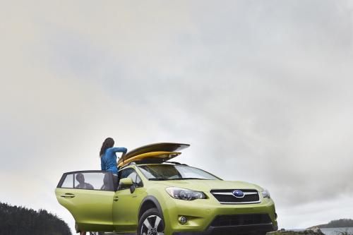 thumbs 2014 Subaru XV Crosstrek Hybrid , 1 of 12