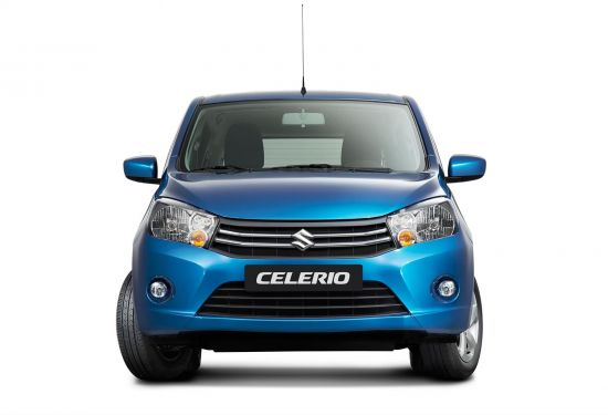Suzuki Celerio EU Spec