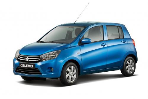 2014 на Suzuki Celerio ЕС спецификаций