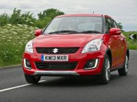 2014 Suzuki Swift SZ4 4x4, 1 of 4