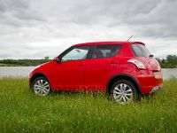 2014 Suzuki Swift SZ4 4x4, 3 of 4