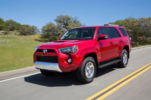 2014 Toyota 4Runner представила