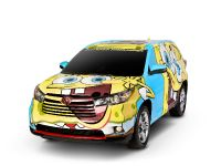 2014 Toyota Highlander SpongeBob SquarePants, 1 of 2