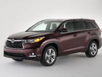 2014 Toyota Kluger SUV, 1 of 4