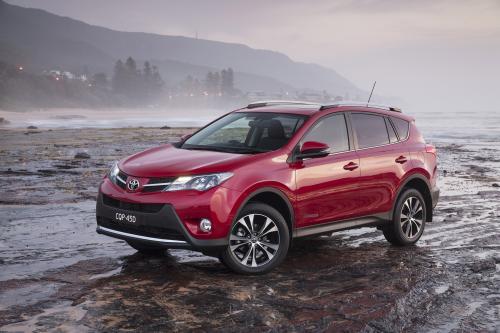 Toyota Rav4 Comes Enhanced For 2014