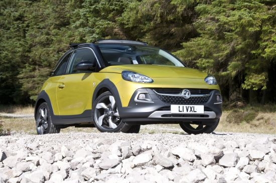 Vauxhall Adam Rock Air