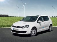 2014 Volkswagen Golf Blue-E-Motion