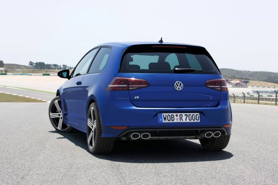 Volkswagen Golf VII R
