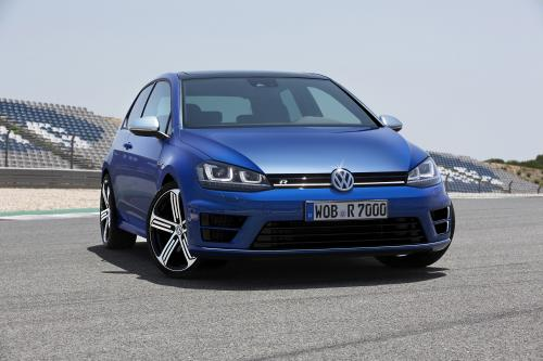 2014 Volkswagen Golf VII R - 300HP и 380нм