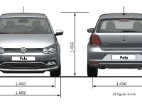 2014 Volkswagen Polo , 16 of 19