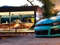 2014 Volkswagen Scirocco Matt Caribbean Metallic, 3 of 6