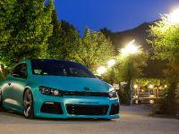 2014 Volkswagen Scirocco Matt Caribbean Metallic, 4 of 6
