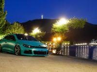 2014 Volkswagen Scirocco Matt Caribbean Metallic, 5 of 6