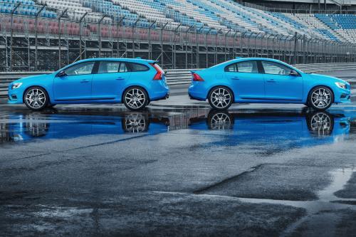 Volvo начинает Производство S60 и V60 polestar никогда