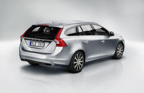 Volvo V60 Sportwagon