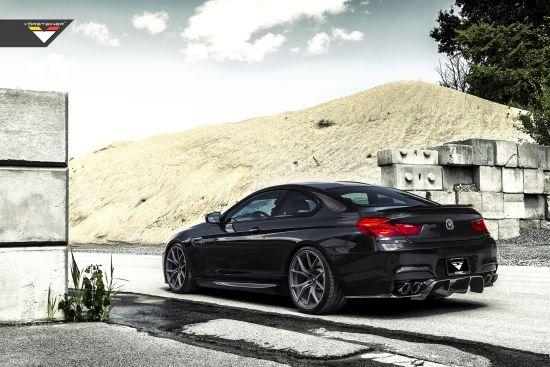 Vorsteiner BMW M6 Aero Package